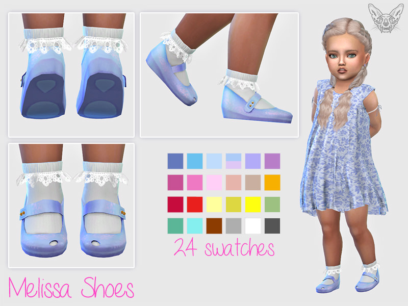 Melissa Shoes For Toddlers